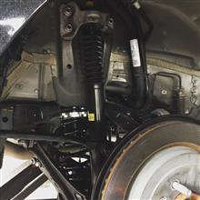 ATSXYZ JAPAN XYZ SS TYPE全長調整式減衰力30段調整付車高調の全体画像