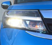 トールダイハツ(純正) LEDヘッドランプ(オートレベリング機能・LEDクリアランスランプ付)の単体画像