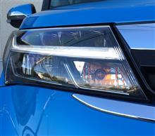 トールダイハツ(純正) LEDヘッドランプ(オートレベリング機能・LEDクリアランスランプ付)の全体画像