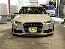 A6 (セダン)Audi純正(アウディ) A6 S-lineバンパーの単体画像