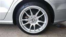 A3(セダン)MOTEC Wheels NITROの全体画像
