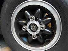 ミニJohn Brown Wheels (JBW) 4.75×10 Rose Petalの単体画像
