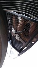 CBR1000RR SPR&G パイプグリルガードの全体画像