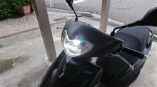 アクシスZStreet Cat H4 直流用 バイク用ledヘッドライトの単体画像