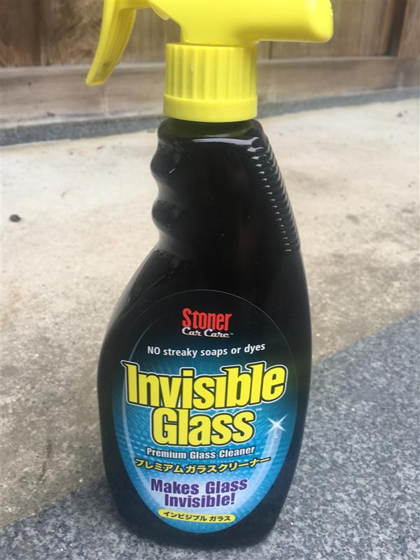 KURE / 呉工業 stoner  invisible Glass
