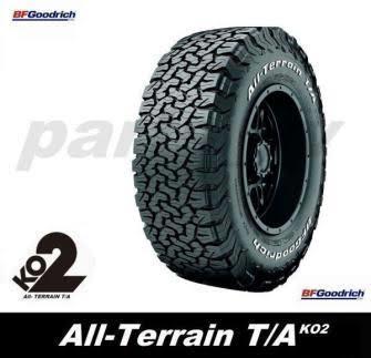 BFGoodrich All-Terrain T/A KO2 LT215/70R16