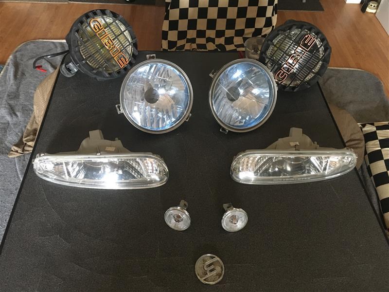 RAYBRIG / スタンレー電気 マルチリフレクターヘッドライト ブルータイプ / FH04