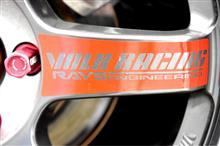 VOLK RACING TE37 SL スポークステッカー