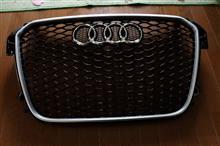 A1メーカー・ブランド不明 RS1ルック フロントグリルの単体画像