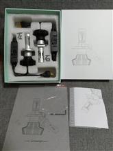 デリカD:2ハイブリッドメーカー・ブランド不明 業者 鉄板モデル! お試し価格 IPF PIAA以上 Philips H4-6500K fanレス8000lm 中国国内物注意 2年保証の単体画像