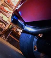 SZ / RZシエラ・スクーデリア SZ ストリート マフラーの単体画像