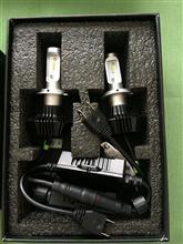 2008SUPAREE Lumileds LUXEON ZES チップ採用 LED ヘッドライト H7の全体画像