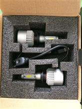 2008e-auto fun 12V専用LEDヘッドライト・フォグランプH7 の全体画像