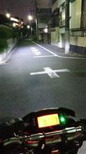 ジクサーSphere Light RIZING2 の単体画像