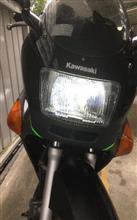ZZR250未来技術研究所 バイク専用PHILIP社製ZESチップ採用LEDバルブ の単体画像