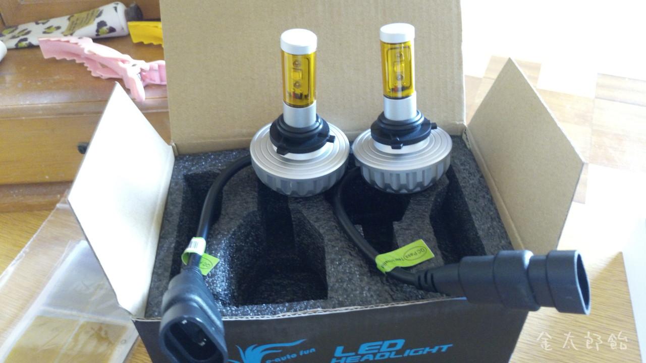 メーカー・ブランド不明 HB3 LED FOG BULB