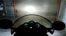 GSX-R750Sphere Light スフィアLED RIZINGⅡ H4 Hi/Lo 6000Kの全体画像
