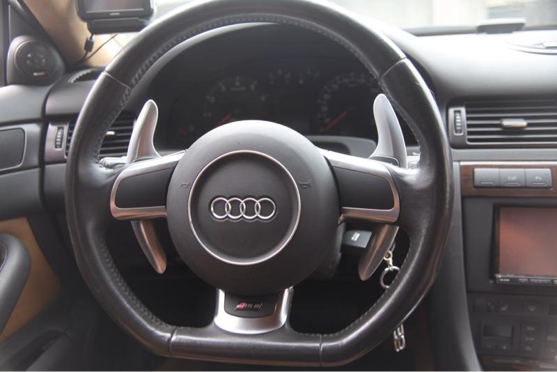 ReLak Shift Paddles for Audi TT MK2 & Audi R8 - Paddle Shifter Extensions