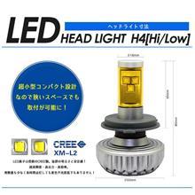 Type1CREE LEDヘッドライトXM-L2の全体画像