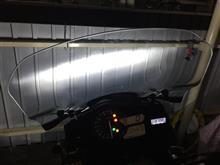 V-Strom1000ABSHID屋 1灯用 バイク HID キット H7の全体画像
