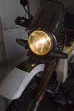 DR250SHEIPF SUPER RALLY ドライビングの単体画像