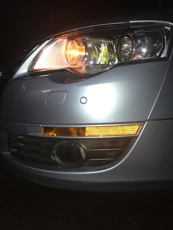 US VW(純正)  ウィンカーレンズ
