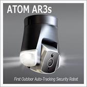 メーカー・ブランド不明 360°自動追尾屋外型カメラ  ATOM AR3
