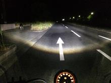 XL883Nハーレーダビッドソン(純正) LED ヘッドライトの単体画像