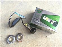 スーパーカブ110プロネットショッピング LEDヘッドライトの単体画像