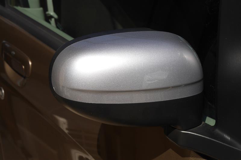 三菱自動車(純正) ドアミラーカバー