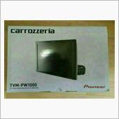 PIONEER / carrozzeria TVM-PW1000