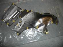 9-3 カブリオレサーブ(純正) Heat Shield (熱対策ガード)の単体画像