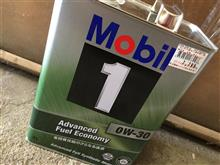 Mobil Mobil 1 SERIES Mobil 1 Advanced Fuel Economy 0W-30