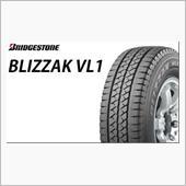 BRIDGESTONE BLIZZAK BLIZZAK VL1 195/80R15