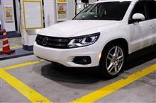 ティグアンUS VW(純正)  US ティグアン フロントバンパーの単体画像