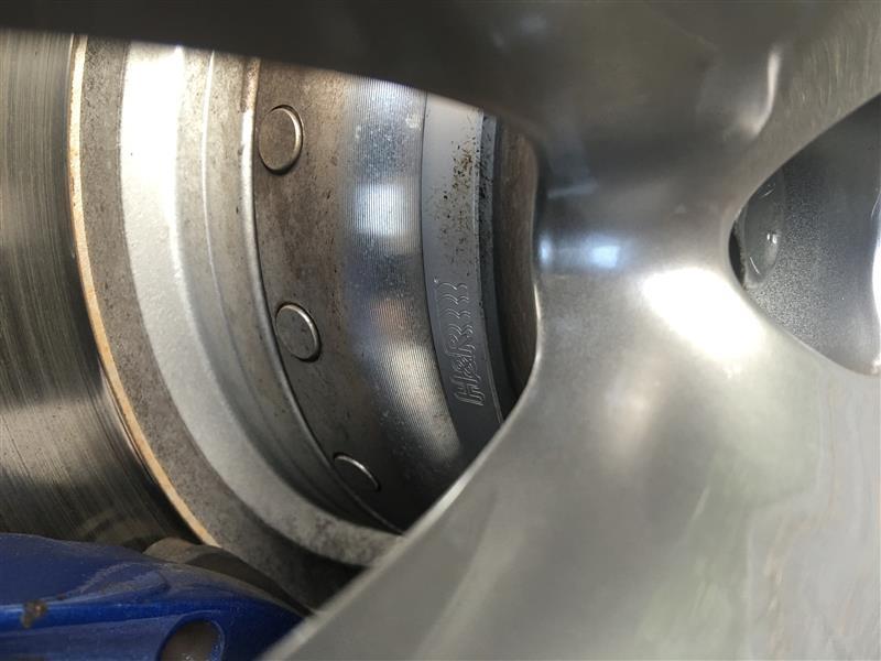 H&R TRAK+ Wheel Spacers 10mm