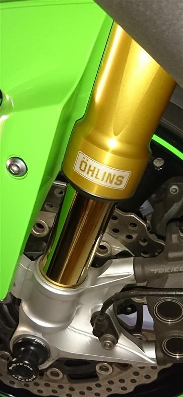 OHLINS FGRT201 フロントフォーク