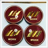 WORK WORK センターキャップ