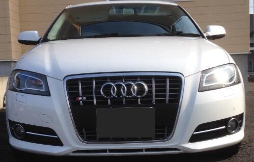 Audi純正(アウディ) S3グリル