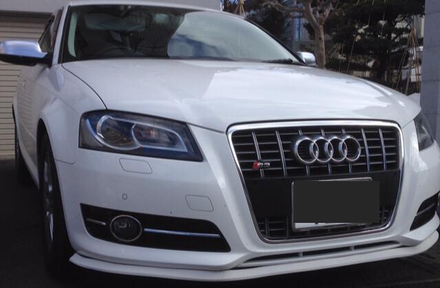 Audi純正(アウディ) S3 ドアミラー