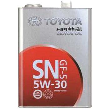 トヨタ(純正) キャッスル SN 5W-30