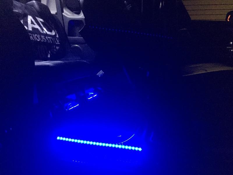 MIRAREED LE13-04 LEDテープ 側面発光 ブルー