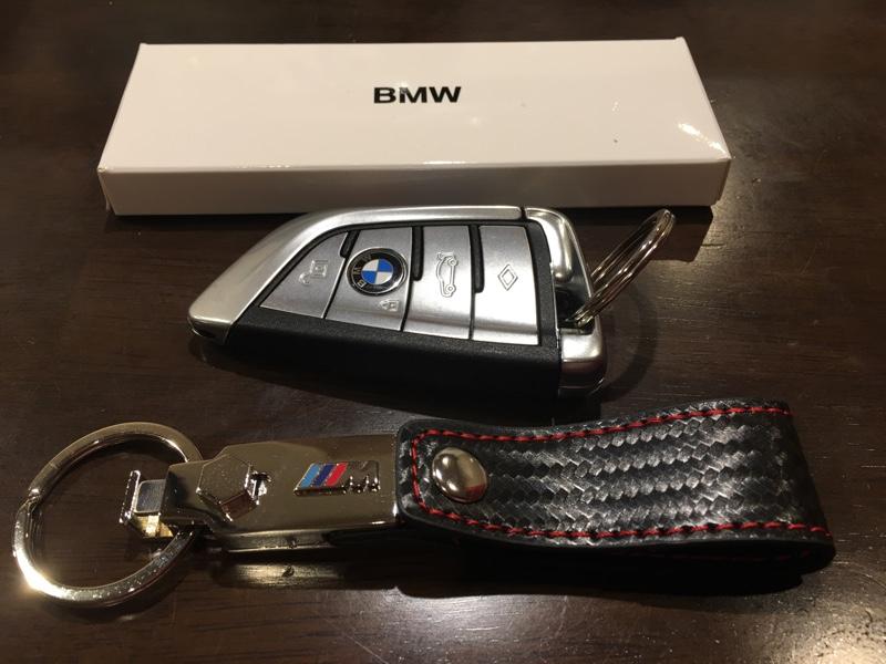 BMW(純正) キーリング M