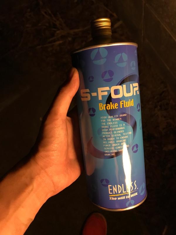 ENDLESS S-FOUR