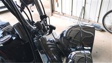 ヘリテイジ ソフテイル クラシックハーレーダビッドソン(純正) ヘッドライト  中古の全体画像