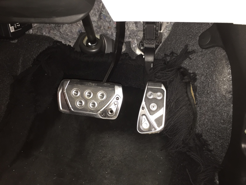 CAR MATE / カーメイト GT SPEC PEDAL PKB / RP108