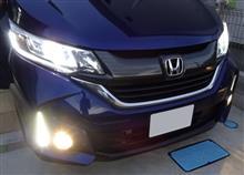 フリードModulo / Honda Access エアロバンパー フロントの単体画像