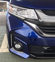 フリードModulo / Honda Access エアロバンパー フロントの全体画像