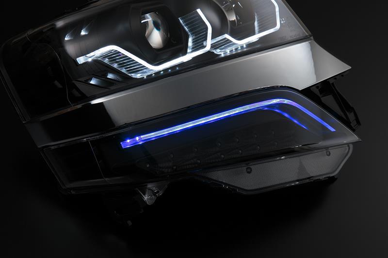 エル・シー REIZ 3Dライトバー ヘッドライトユニット Ver.2