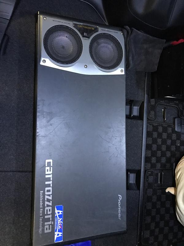 PIONEER / carrozzeria TS-WX1600A